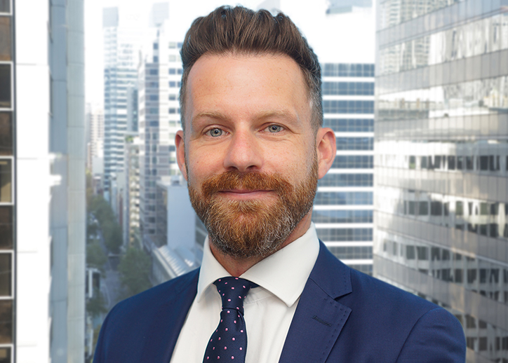 Ross Widdows, Partner, Advisory, Cyber Security