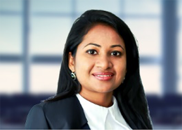 Jennifer Peiris, Associate Director